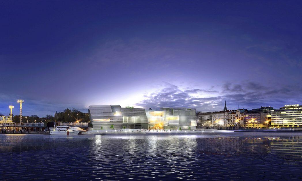Guggenheim Helsinki Museum, Helsinki, Finland