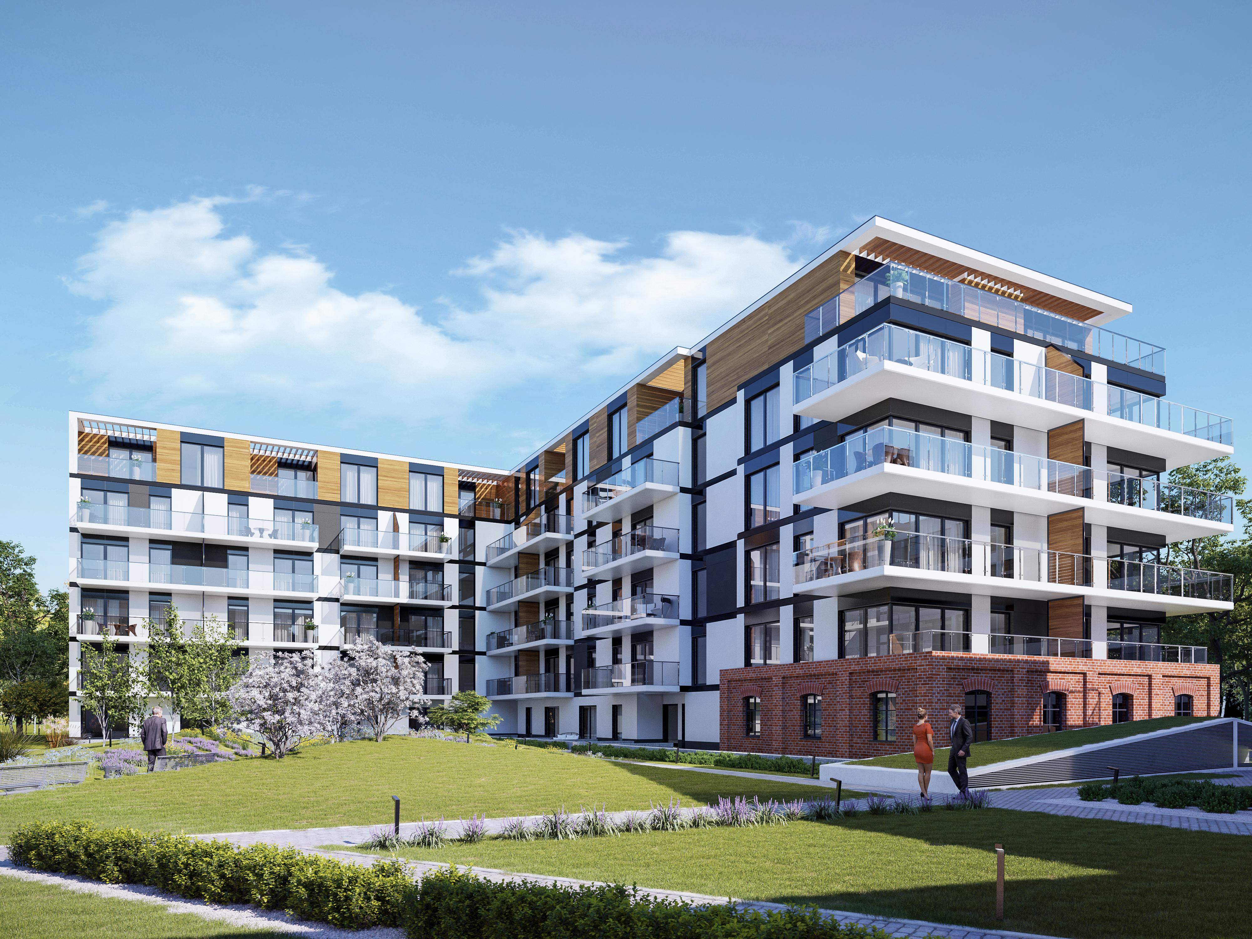Novum Apartments – phase II, Kraków