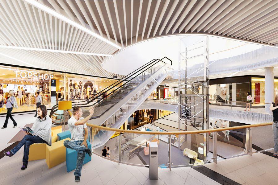 Nowa Stacja Shopping Center, Pruszków