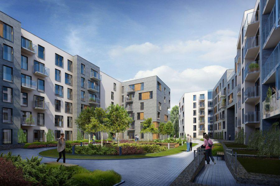 Novum Apartments – phase I, Kraków