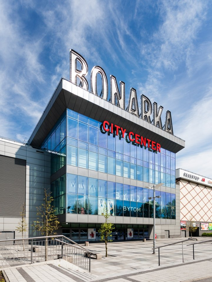 Bonarka City Center, Kraków