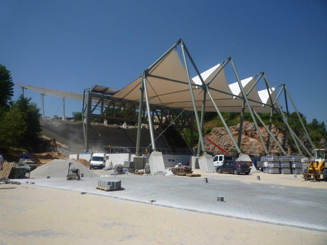 Kadzielnia Amphitheater, Kielce