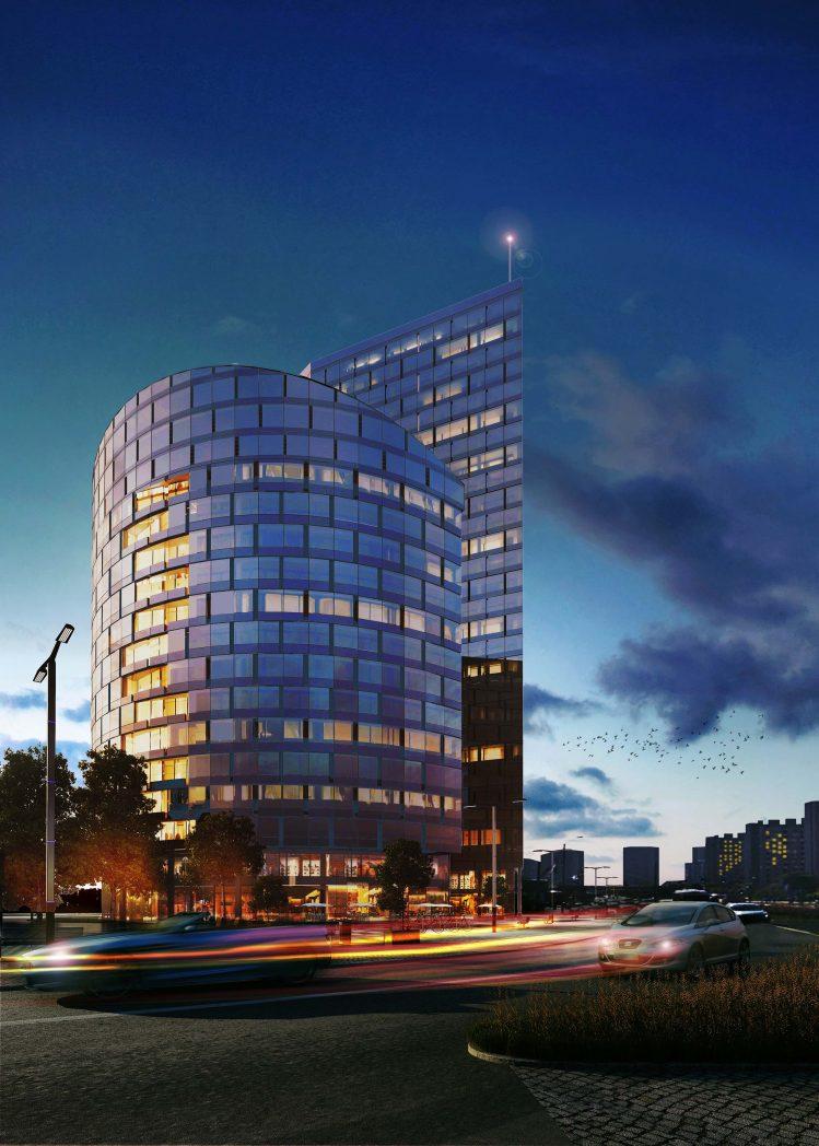 Office Building, Katowice