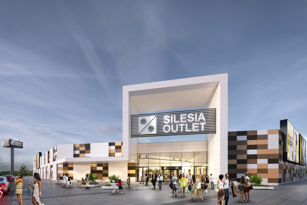 Silesia Outlet, Gliwice