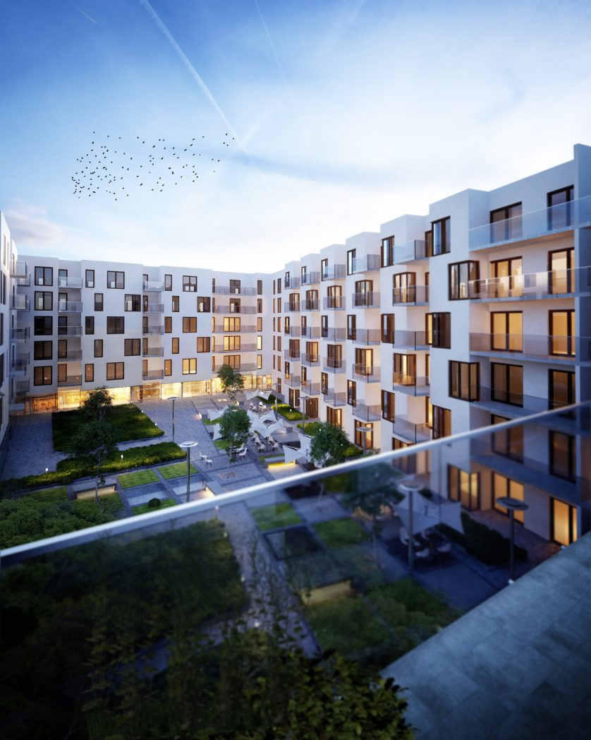 Cherrywood Residential Complex, Dublin