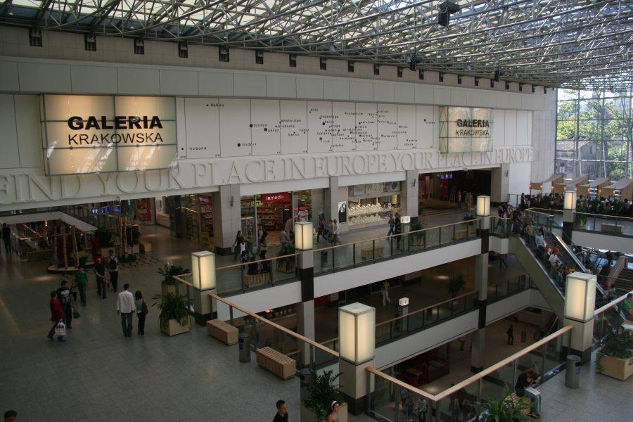 Galeria Krakowska, Kraków