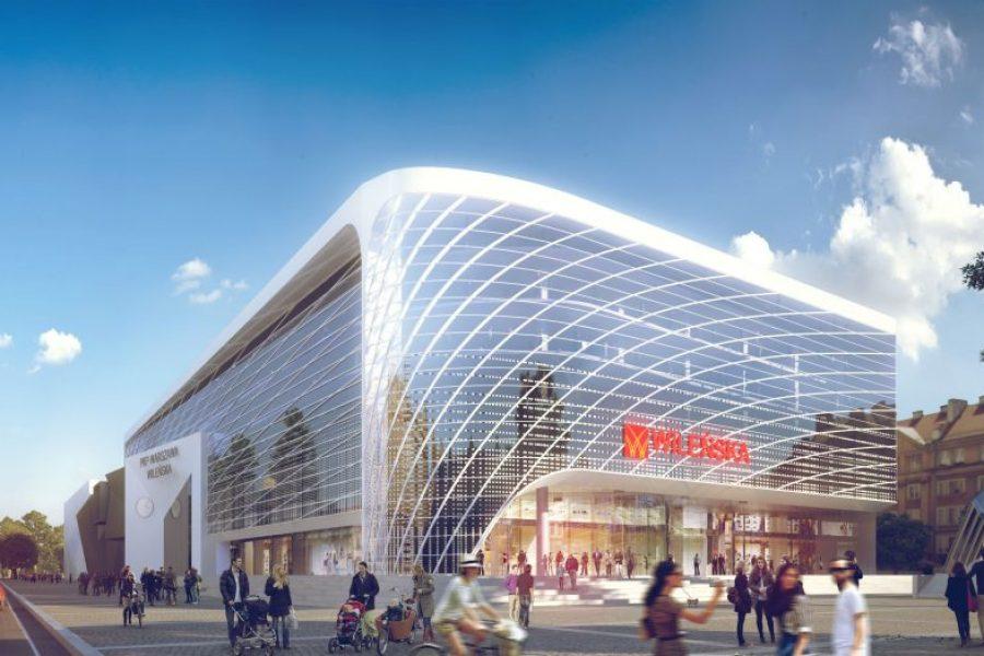 Wileńska Shopping Center, Warszawa