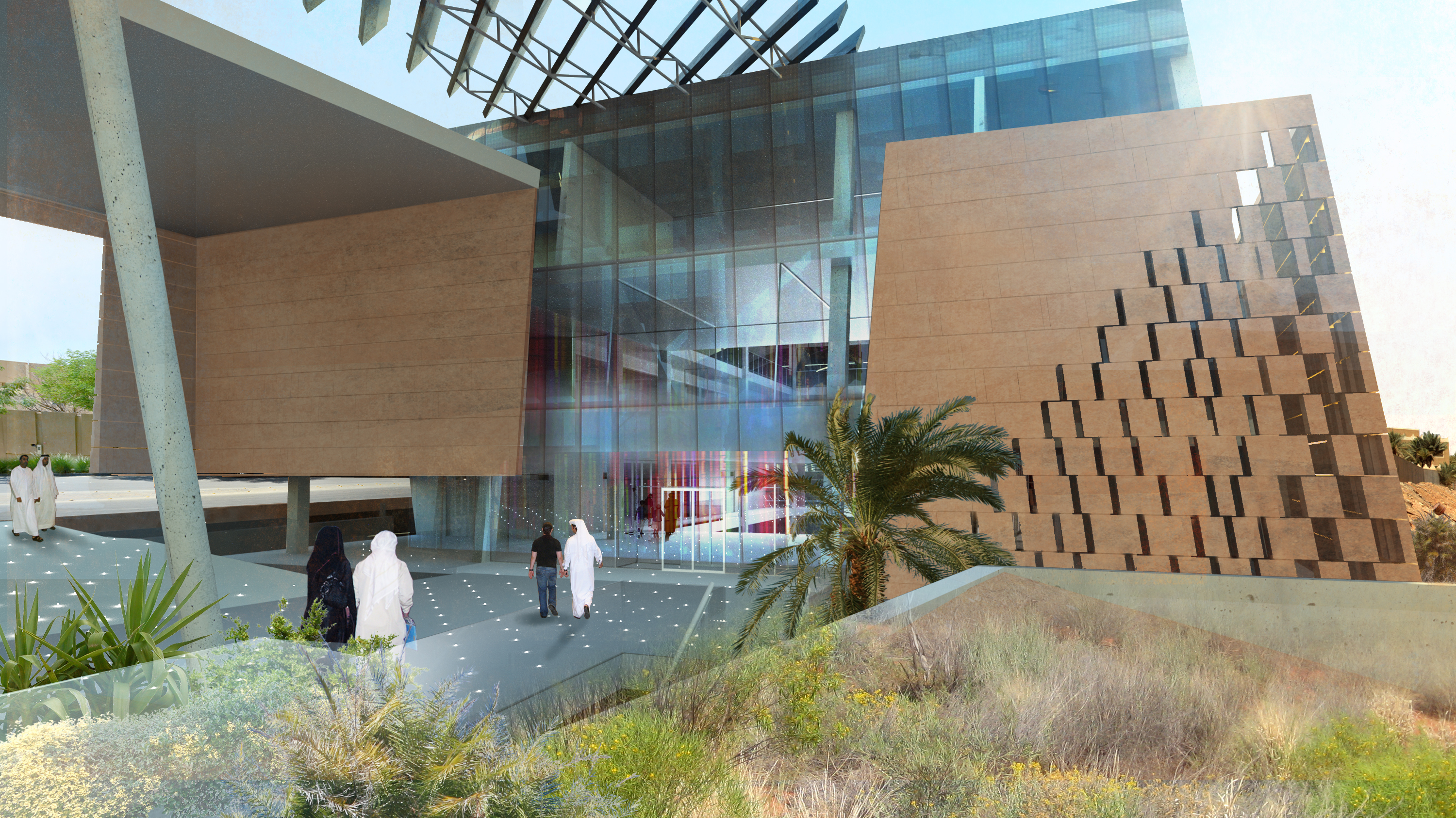 Addiriyah Art Center, Ad Diriyah, Saudi Arabia
