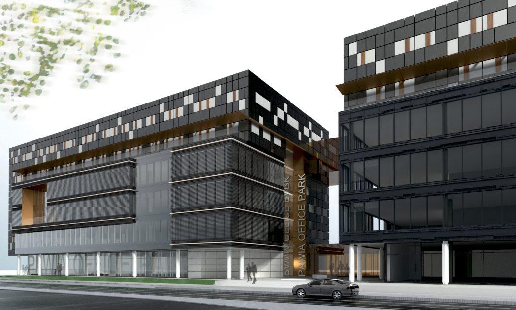 Nowe Miasto Office Complex , Kraków